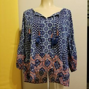 Hollister Go to Everyday Blouse